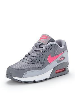 ciiyb Nike AIR MAX 90 MESH (GS)   very.co.uk