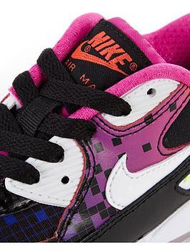 uk availability 3fa48 f0331 izout Nike AIR MAX 90 PREM MESH   very.co.uk