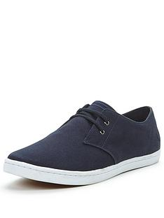 fred-perry-byron-low-twill-mens-plimsolls