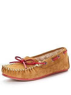 clarks-eskimo-cloud-suede-moccasin-slipper