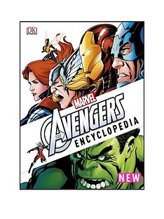 marvels-the-avengers-encyclopedia