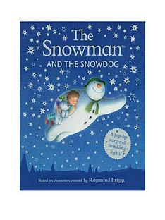 the-snowman-and-the-snowdog-pop-up-picture-book