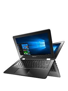 lenovo-yoga-300-intelreg-celerontrade-processor-2gb-ram-32gb-hard-drive-116-inch-touchscreen-2-in-1-laptop-white