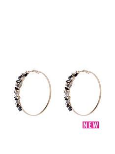 river-island-river-island-encrusted-hoop-earrings