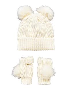 river-island-girls-pom-pom-hat-and-gloves-set