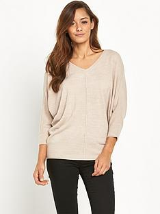 v-by-very-v-neck-batwing-jumper