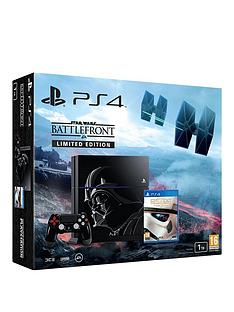 playstation-4-1tb-limited-edition-black-console-with-star-wars-battlefront-and-optional-12-months-playstation-plus-andor-extra-dualshock-4-controller