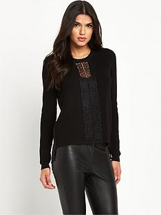 lipsy-lipsy-lace-back-jumper
