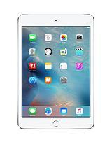 iPad mini 4,64GB,Wi-Fi and Cellular - Silver