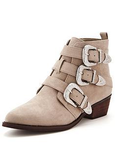 shoe-box-vine-triple-buckle-western-detail-ankle-bootsnbsp