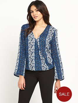 v-by-very-printed-wrap-over-blouse