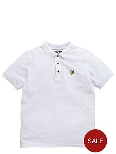 lyle-scott-boys-classic-short-sleeved-polo-shirt