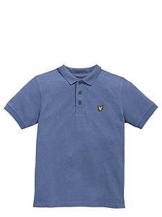 lyle-scott-boys-classic-short-sleeve-polo-shirt