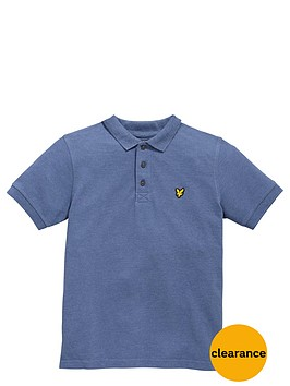 lyle-scott-boys-classic-short-sleeve-polo-shirt