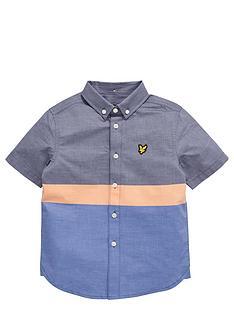 lyle-scott-boys-cut-and-sew-short-sleeve-shirt