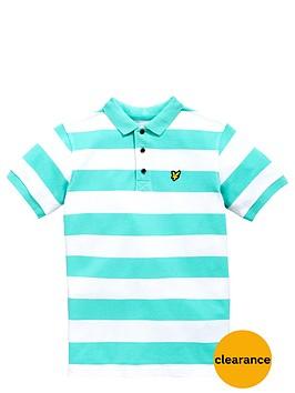lyle-scott-boys-stripe-polo-shirt