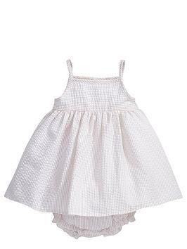 mamas-papas-baby-girls-seersucker-dress-and-briefs-set