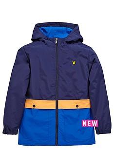 lyle-scott-colour-block-jacket