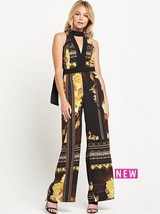 river-island-printed-tie-neck-jumpsuitnbsp