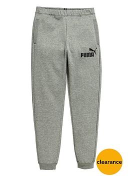 puma-older-boys-essentials-logo-pant
