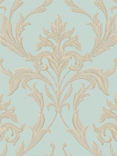 graham-brown-oxford-wallpaper-tealgold