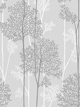 Superfresco Easy Eternal Wallpaper - Grey