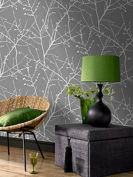 superfresco-easy-innocence-wallpaper-charcoalsilver