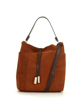 double-pocket-metal-detail-hobo-bag