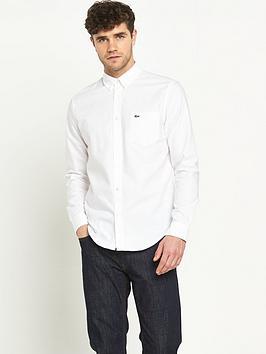 lacoste-sportswear-long-sleeve-classic-oxford-shirt