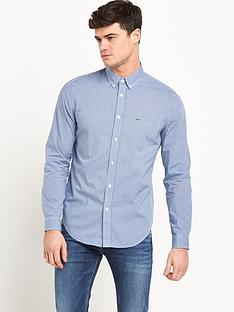 lacoste-sportswear-long-sleeve-gingham-check-shirt