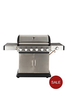 premium-6-burner-bbqnbspwith-side-burner-griddle-and-storage-basket