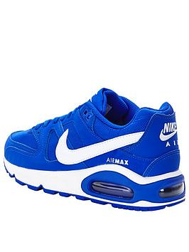 nhxnn Nike Air Max Command Fashion Shoe - Blue | very.co.uk