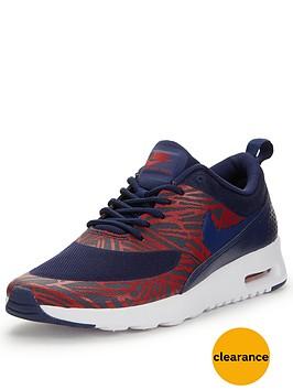 nike-air-max-theanbspfashion-shoes-navyrednbsp