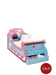 disney-frozen-disney-frozen-sleigh-feature-toddler-bed