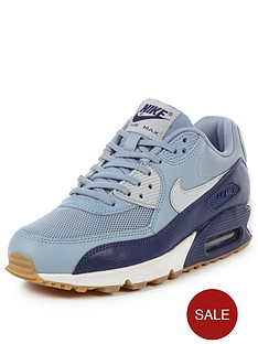 nike-air-max-90-essential-fashion-shoes-blue
