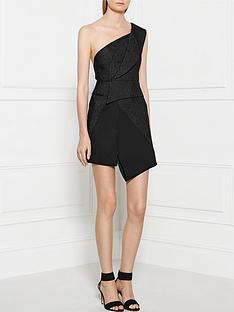 cmeo-collective-oblivion-one-shoulder-dress-black