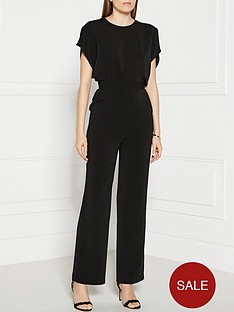 cmeo-collective-wild-world-cap-sleeve-jumpsuit-black