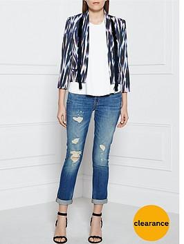 supertrash-johnny-printed-tassel-blazer-multi