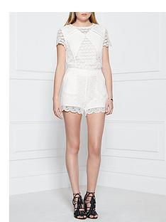 supertrash-honest-lace-shorts-white
