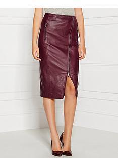 supertrash-sasa-leather-pencil-skirt-burgundy