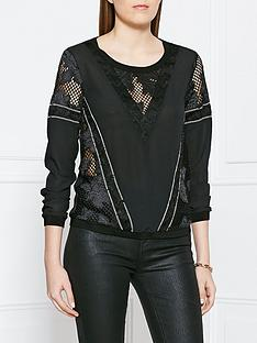 supertrash-berline-lace-panneled-sweatshirt-black