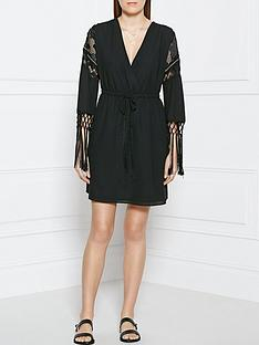 supertrash-dear-tasseled-dress-black