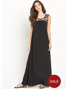 resort-strappy-beach-maxi-dress