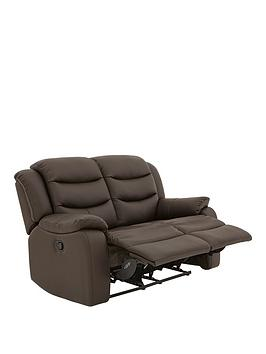 rothburynbspluxury-faux-leather-2-seaternbspmanual-recliner-sofa