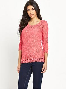 v-by-very-long-sleeve-bubble-lace-jersey-top