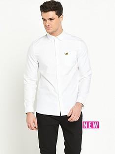 lyle-scott-mens-oxford-shirt