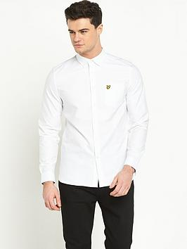 lyle-scott-mens-oxford-shirt