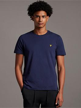 lyle-scott-classic-short-sleeve-t-shirt-navy