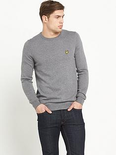 lyle-scott-crew-neck-merino-jumper