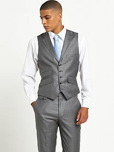 ted-baker-ted-baker-checked-suit-waistcoat